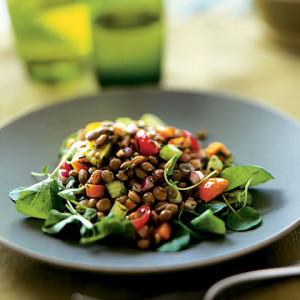 salada-de-lentilha